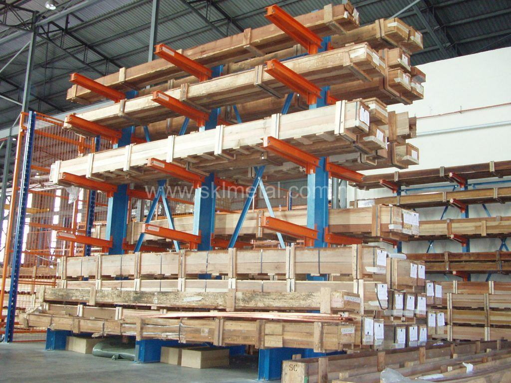Cantilever Racking System Supplier Malaysia Skl