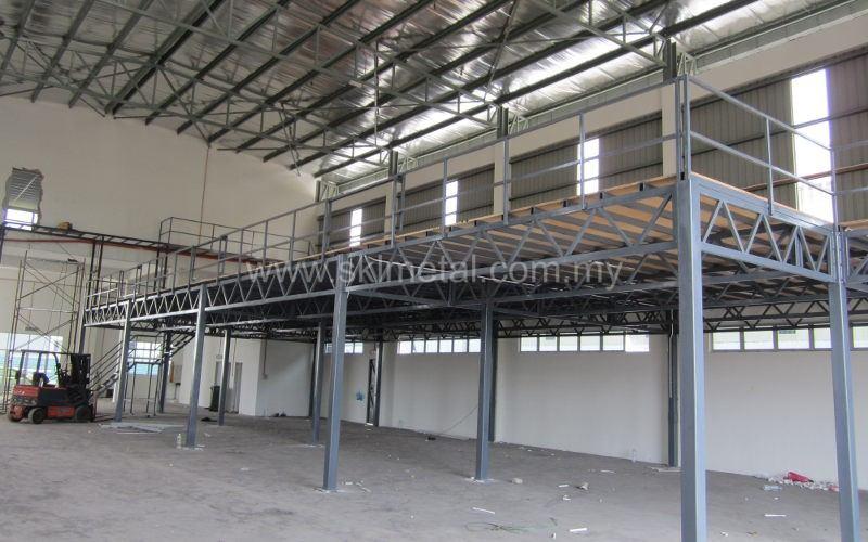 Steel Structure Platform Supplier Penang Malaysia Skl